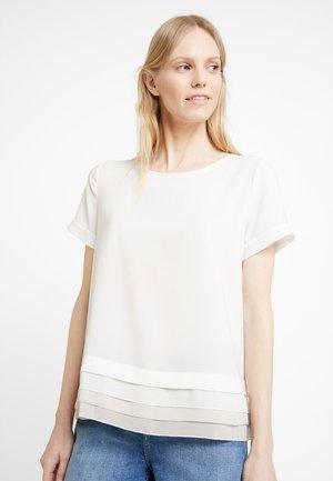 MASSTAB - T-shirt med print - offwhite