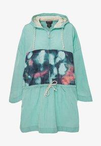 Burton - Waterproof jacket - turquoise - 4