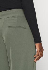 InWear - ZHEN CULOTTE - Trousers - beetle green - 5