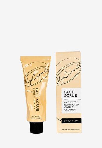 COFFEE FACE SCRUB - Face scrub - citrus blend