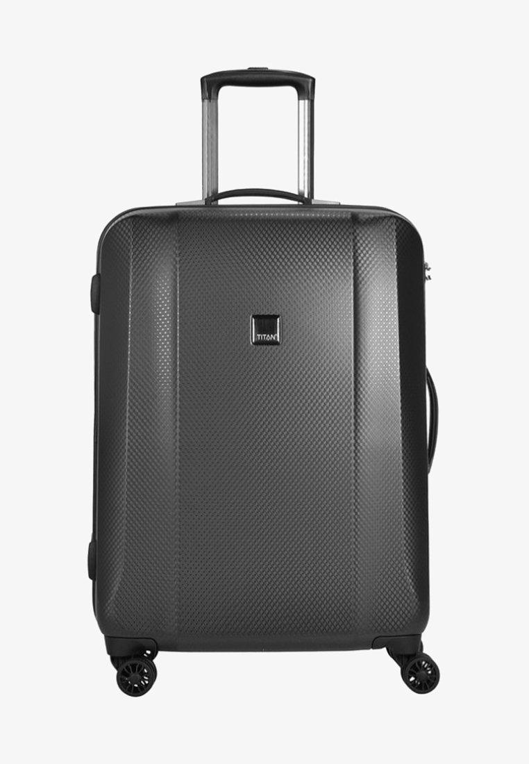 Titan - XENON DELUXE - Wheeled suitcase - graphite