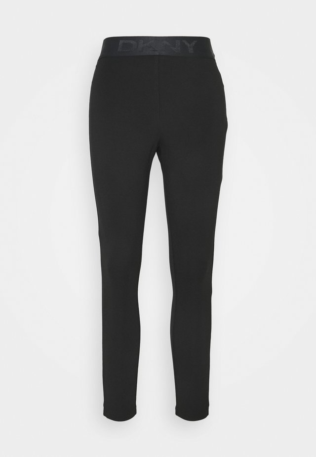 FOUNDATION LOGO - Leggings - black