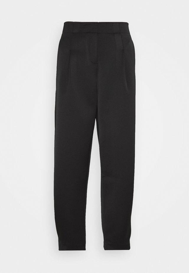 KISA - Pantaloni - black
