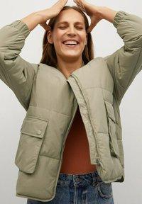 Mango - COLETTE-I - Winter jacket - kaki - 0