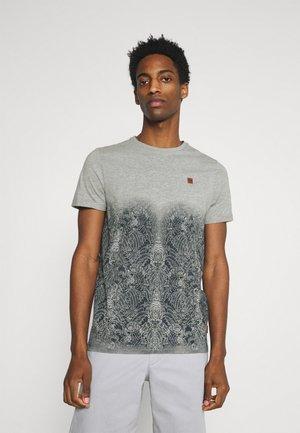 DAY JAPAN - Print T-shirt - grey mix