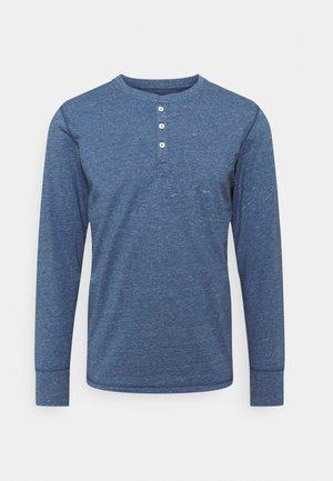 JACTIKI HENLEY - Pyjamasoverdel - navy blazer