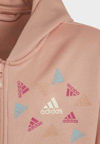 adidas Performance - Zip-up sweatshirt - pink - 2