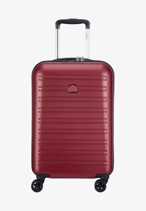 SEGUR  - Wheeled suitcase - red