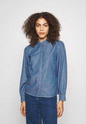 HEPBURN REAL - Overhemdblouse - denim blue