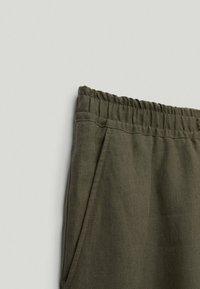 Massimo Dutti - Shorts - khaki - 2