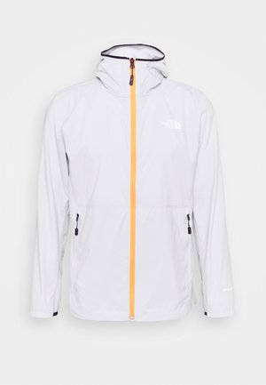 CIRCADIAN WIND JACKET - Outdoorjacke - tin grey