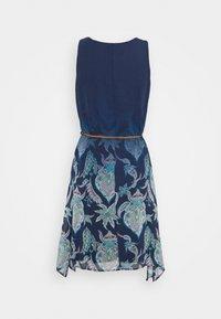 Desigual - JANE - Robe d'été - blue - 1