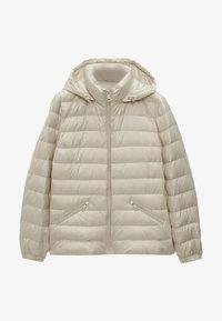 Massimo Dutti - Winter jacket - grey - 0