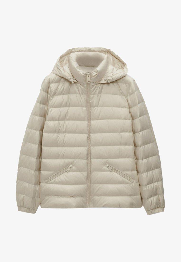 Massimo Dutti - Winter jacket - grey