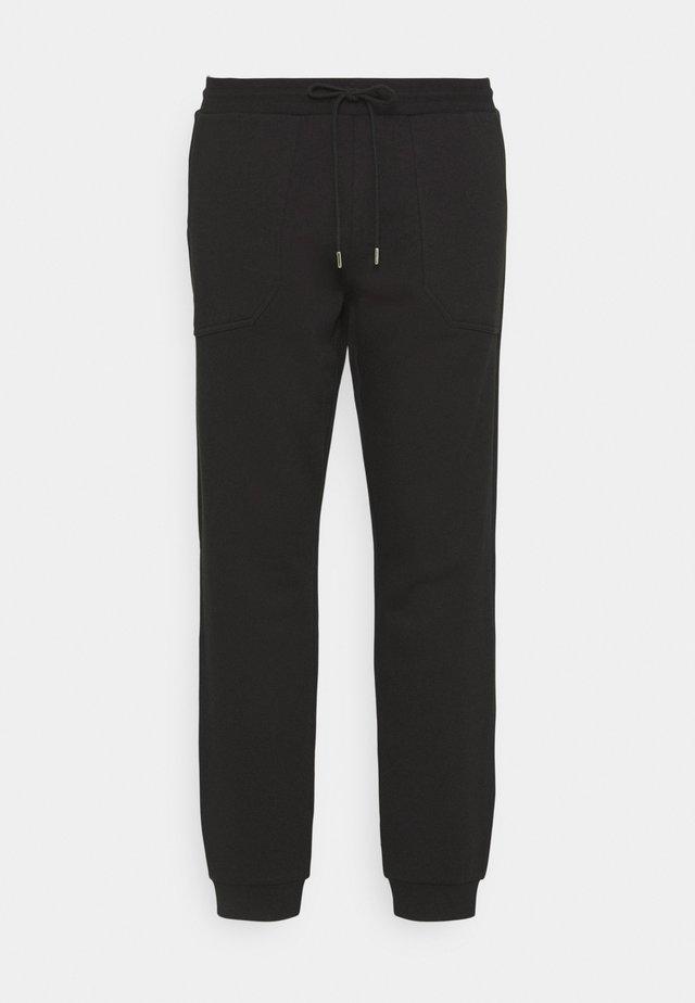 SLFTASIE PANTS  - Teplákové kalhoty - black