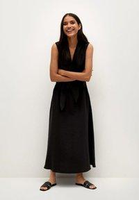 Mango - NALA - Maxi dress - black - 0