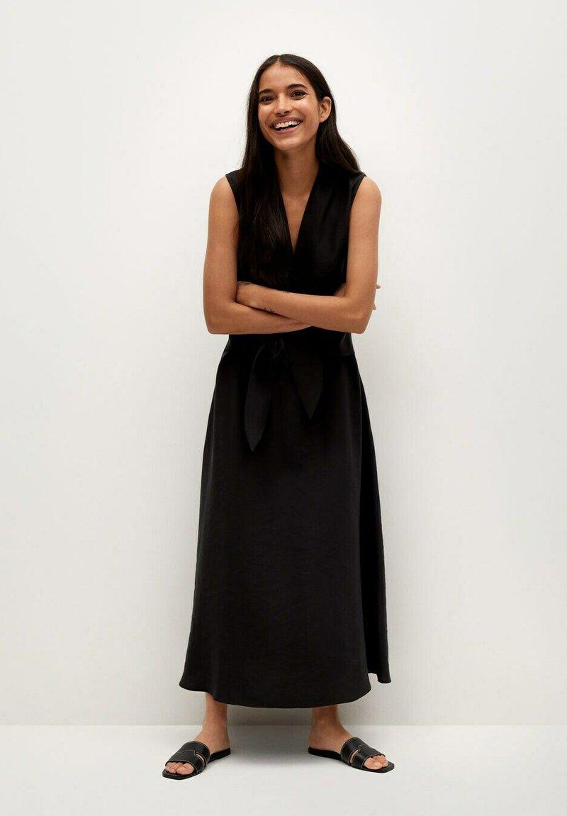 Mango - NALA - Maxi dress - black