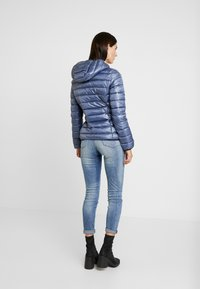 Q/S designed by - Winter jacket - blue/grey - 2