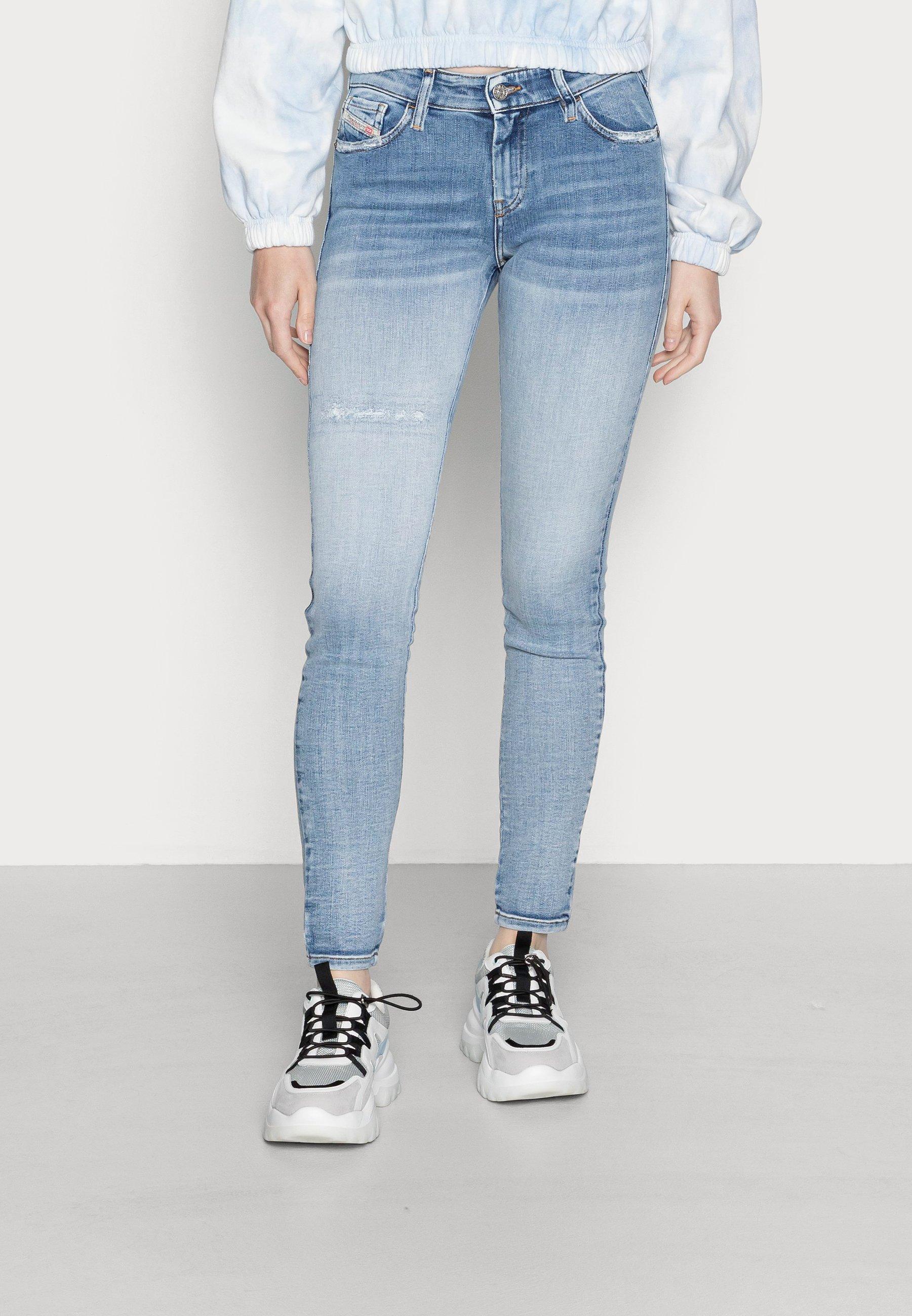 Damen SLANDY - Jeans Skinny Fit