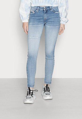SLANDY - Jeans Skinny Fit - medium blue