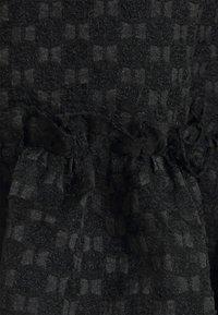 Bruuns Bazaar - DITTANY MEDINI DRESS - Cocktail dress / Party dress - black - 2