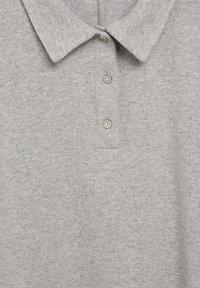 Violeta by Mango - ATHUR - Polo shirt - grau - 5