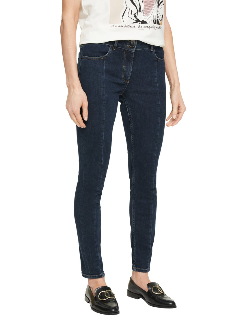 comma - Jeans Skinny Fit - blue