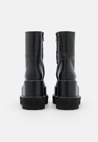 MSGM - STIVALE DONNA WOMAN'S BOOT - High heeled ankle boots - black - 3