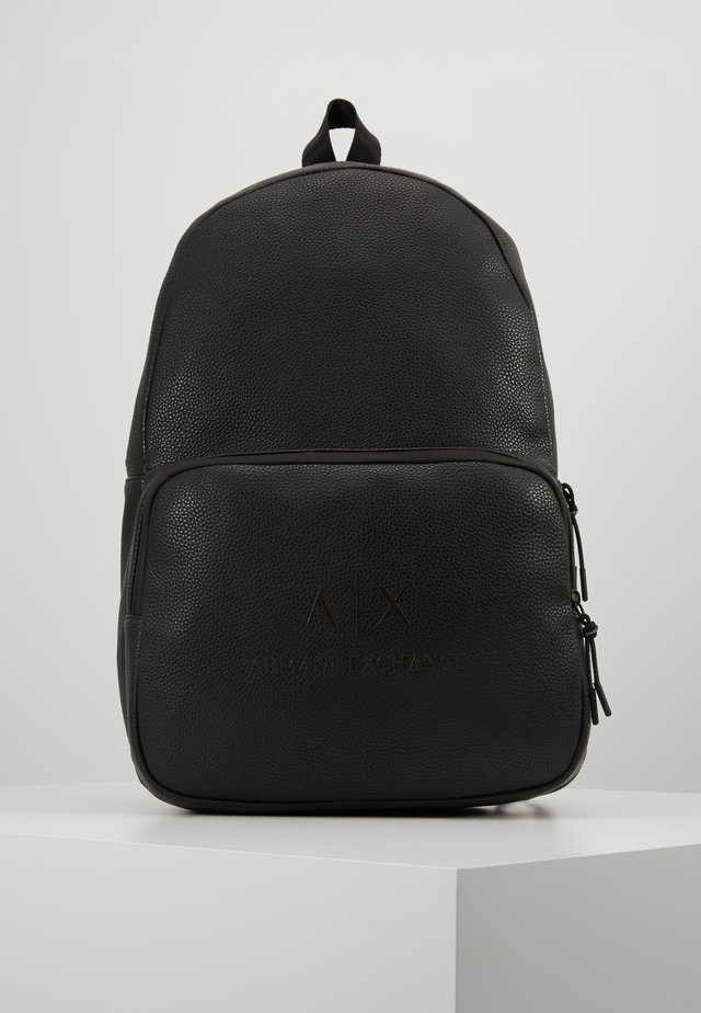 BACKPACK - Zaino - black/gunmetal