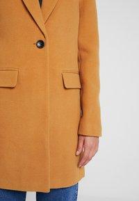 Even&Odd - Zimní kabát - stone - 4