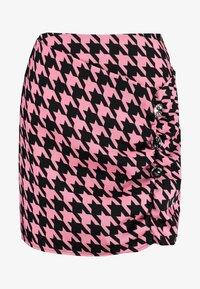 River Island - Spódnica mini - pink - 4