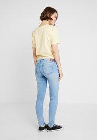 Pepe Jeans - SOHO - Skinny džíny - denim 10oz str american blue lt - 2