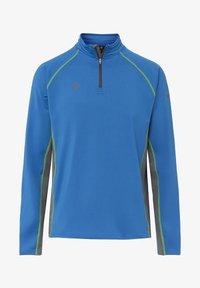 IZAS - TAKU - T-shirt de sport - royal/dark grey/light green - 0