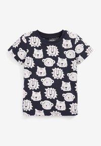Next - 3 PACK - T-shirt print - multi coloured - 1