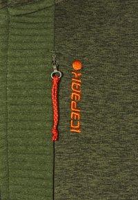 Icepeak - BATAVIA - Fleece jacket - dark olive - 2