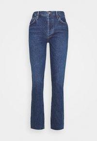 Agolde - REMY - Jeansy Straight Leg - blue denim - 5