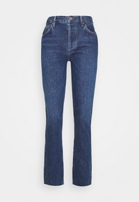 Agolde - REMY - Jeansy Straight Leg - blue denim - 5