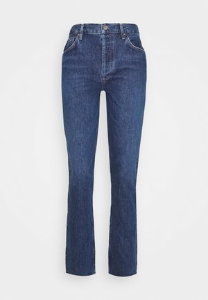 REMY - Straight leg jeans - blue denim