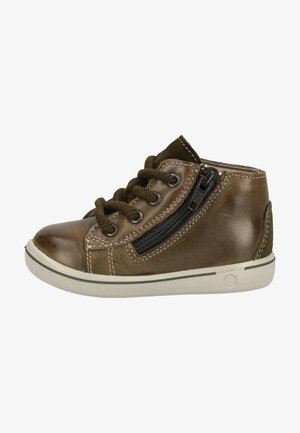 Baby shoes - army 592