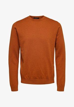 Sweatshirt - pumpkin spice