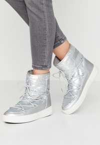 Moon Boot - PULSE MID DISCO  - Winter boots - silver - 0