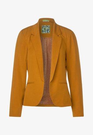 MIT TURN-UP - Blazer - orange