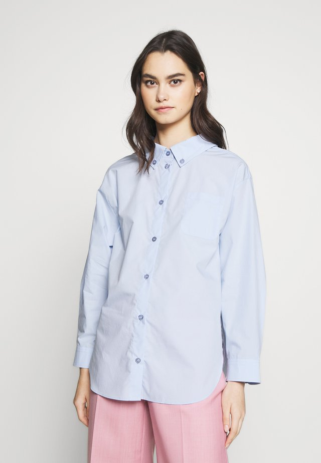 Button-down blouse - lilla giverny