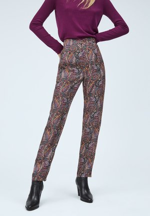 Trousers - multi