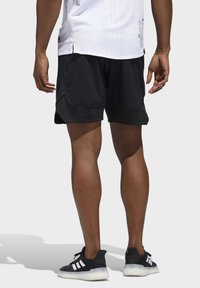 adidas Performance - HEAT.RDY TRAINING SHORTS - Short de sport - black - 1