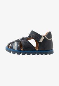 Froddo - KEKO MEDIUM FIT - Baby shoes - dark blue - 1