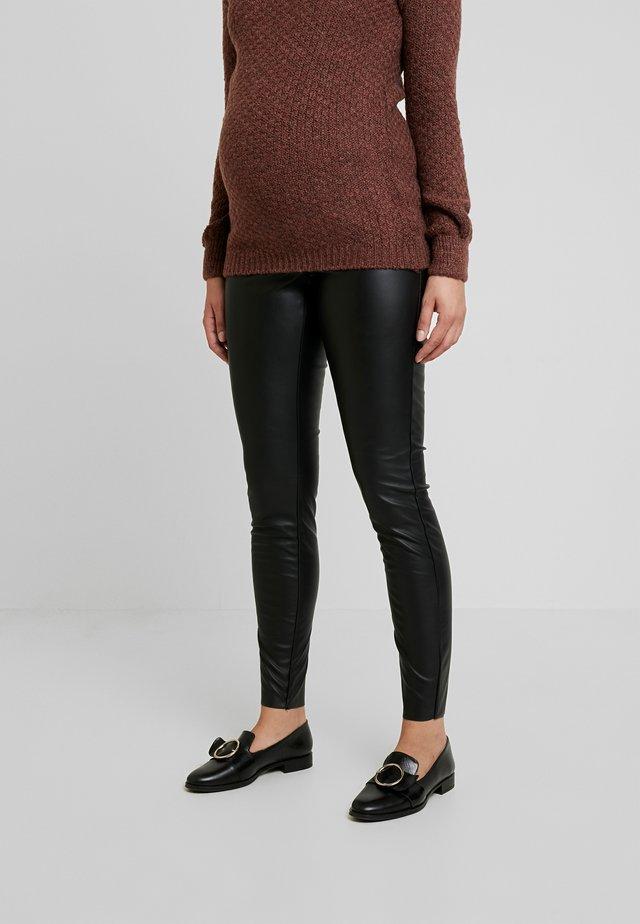 MLBEN PANTS - Pantalon classique - black
