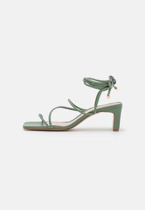 TEFFIP - Sandali - green