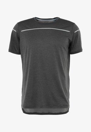 T-Shirt print - performance black