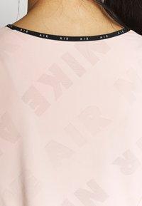 Nike Performance - AIR TANK - Sports shirt - washed coral - 3